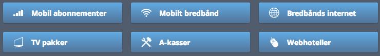 mobilabonnement priser