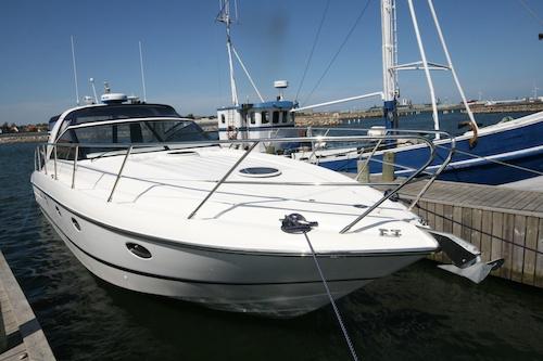 Min nye båd