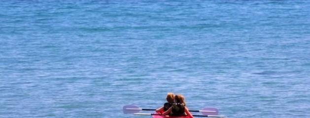 En tur på vandet