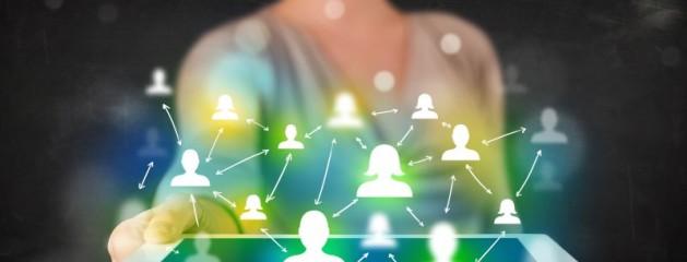Find dit netværk på de sociale medier