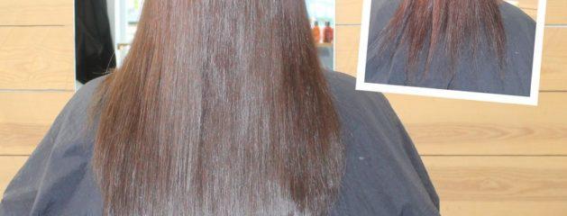 Få smukke lange extensions i håret