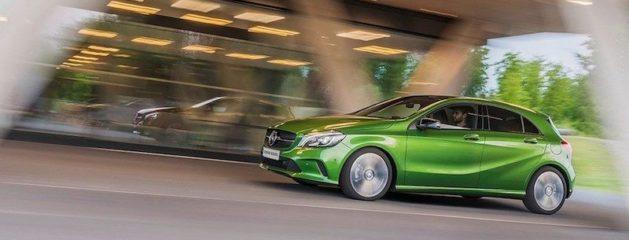 Mercedes A Klasse – en drøm af en bil