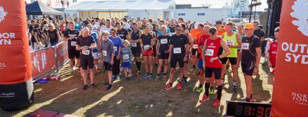 Outdoor Sydfyn præsenterer: MTB Race i De Sydfynske Alper
