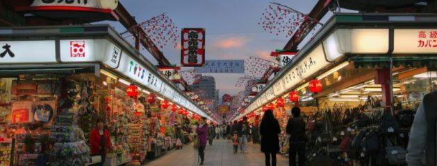 Asien det populære rejsemål
