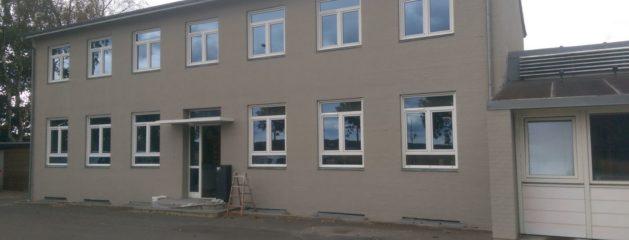En Facaderenovering til din gamle bygning eller kontor